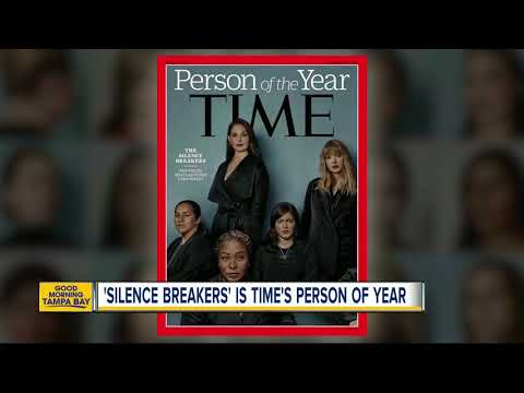 Download Youtube: 'Silence Breakers' of #MeToo movement named TIME magazine's 2017 person of the year