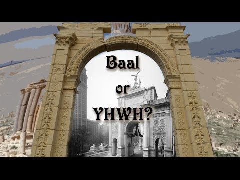 Baal or YHWH? A line is being drawn in the sand. Choose now...