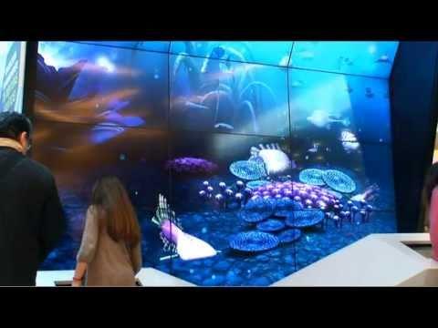 Forum Sintra's Virtual Aquarium, 'Fixelândia', by YDreams