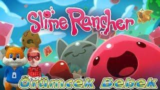 Örümcek Bebek Slime Rancher Oynuyor Dev Slime Bütün Tavukları Yedi