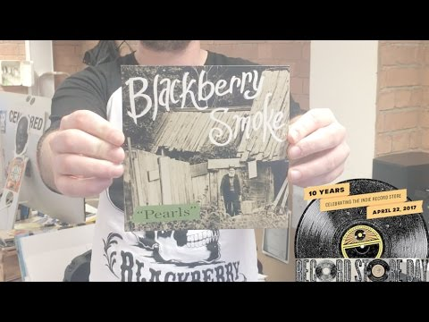 Blackberry Smoke - Pearls / The Rover VINYL (Record Store Day 2017)
