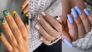 Топ 20 идей для маникюра Идеи дизайна ногтей Крутые идеи маникюра Мега тренд маникюра 2021