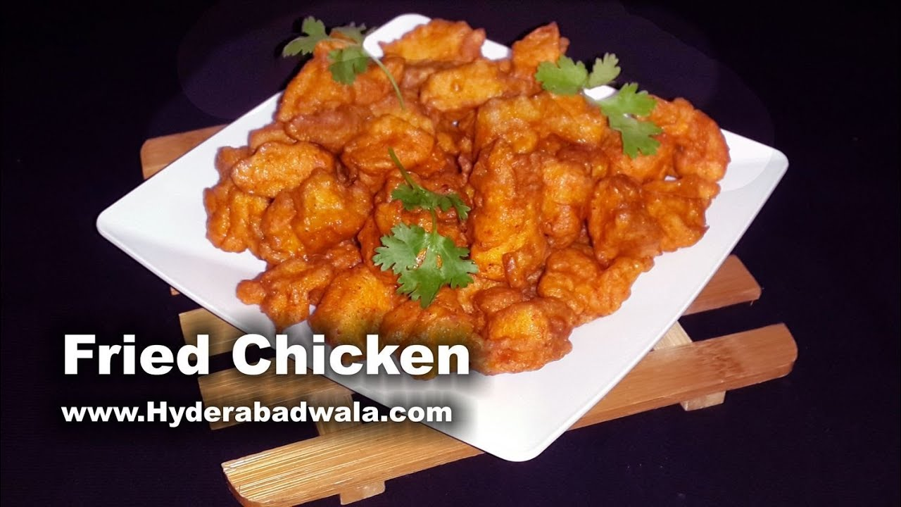 Chicken pakoda recipe video learn how to make fried chicken chicken pakoda recipe video learn how to make fried chicken snack easy quick hindi urdu youtube forumfinder Images