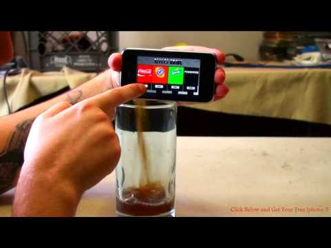 New Soda Fountain App For iPhone Get Your Free Iphone 5
