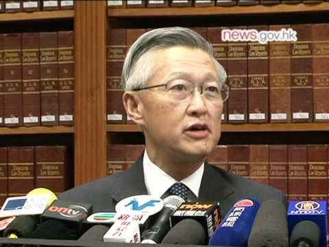 Great honour to serve Hong Kong: Andrew Li (25.8.2010)