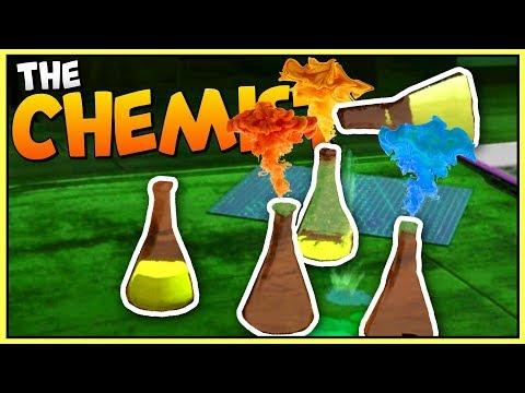 MAKING CRAZY MONEY WITH BLACK MARKET CHEMISTRY -  Let