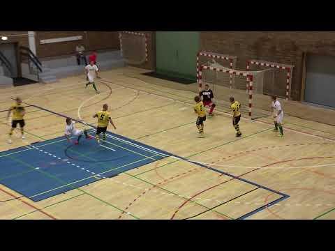 UEFA Futsal Cup 2017/2018 Rekord Bielsko-Biała - Belfast United