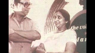 Mon Janbe Jante Jante   Asha R d  Bengali