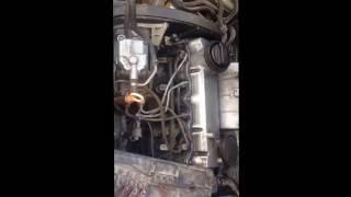 Bruit Moteur VW  1.9 - ضجيج فى المحرك