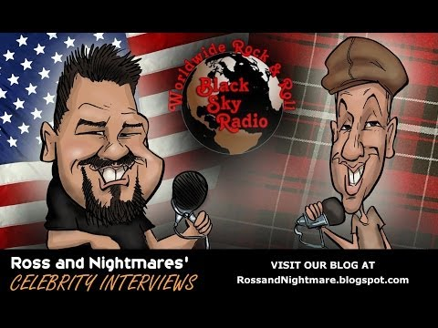 Shane Taylor Interview: Ross and Nightmare's Celebrity Interviews on Black Sky Radio