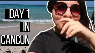 Vlog#2 : Heading to Cancun!!