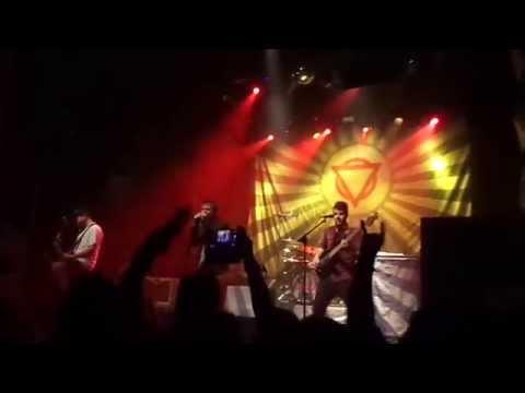 Enter Shikari - The Last Garrison - Kafe Antzokia Bilbao 2014