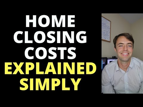 Closing Costs On Buying A House (Explained Simply)