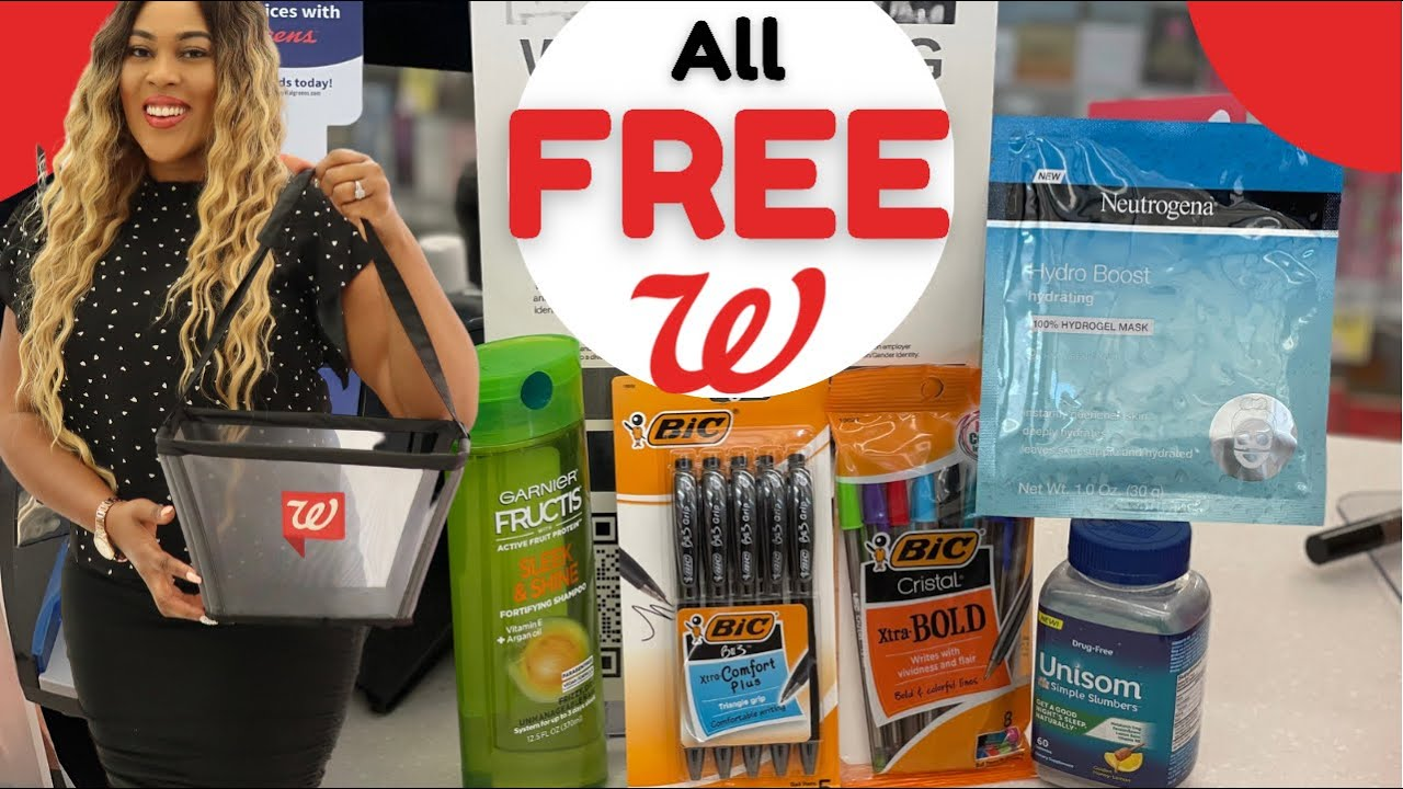 Download Walgreens Couponing | ALL DIGITAL COUPONS | ALL FREE COUPON SHOPPING HAUL THIS WEEK 8/1-8/6