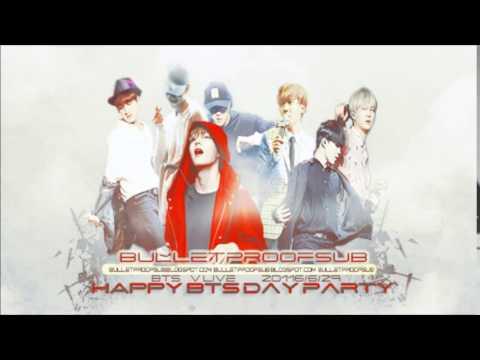 Happy BTS Day Party ARABIC SUB الرابط في الوصف