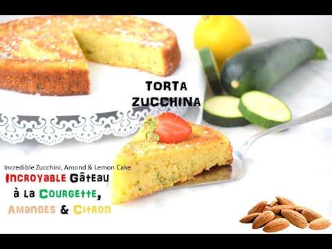 incroyable-gâteau-à-la-courgette-/-incredible-zucchini-cake┃recette-du-chef-cyril-rouquet-prévost