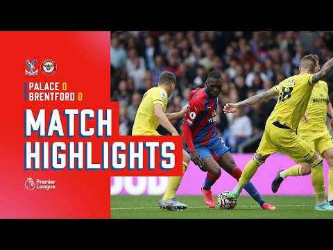 Match summary: Palace 0-0 Brentford