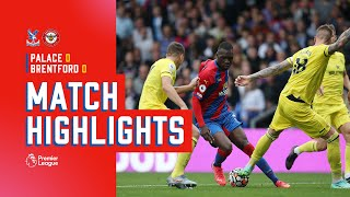 Match Highlights: Palace 0-0 Brentford