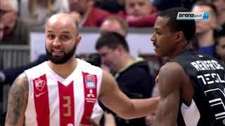 KUP RADIVOJA KORAĆA: Finale Partizan - Crvena zvezda /17.02.2019.