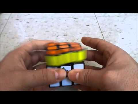 Rubik's Cube Finger Tricks For Faster Solving