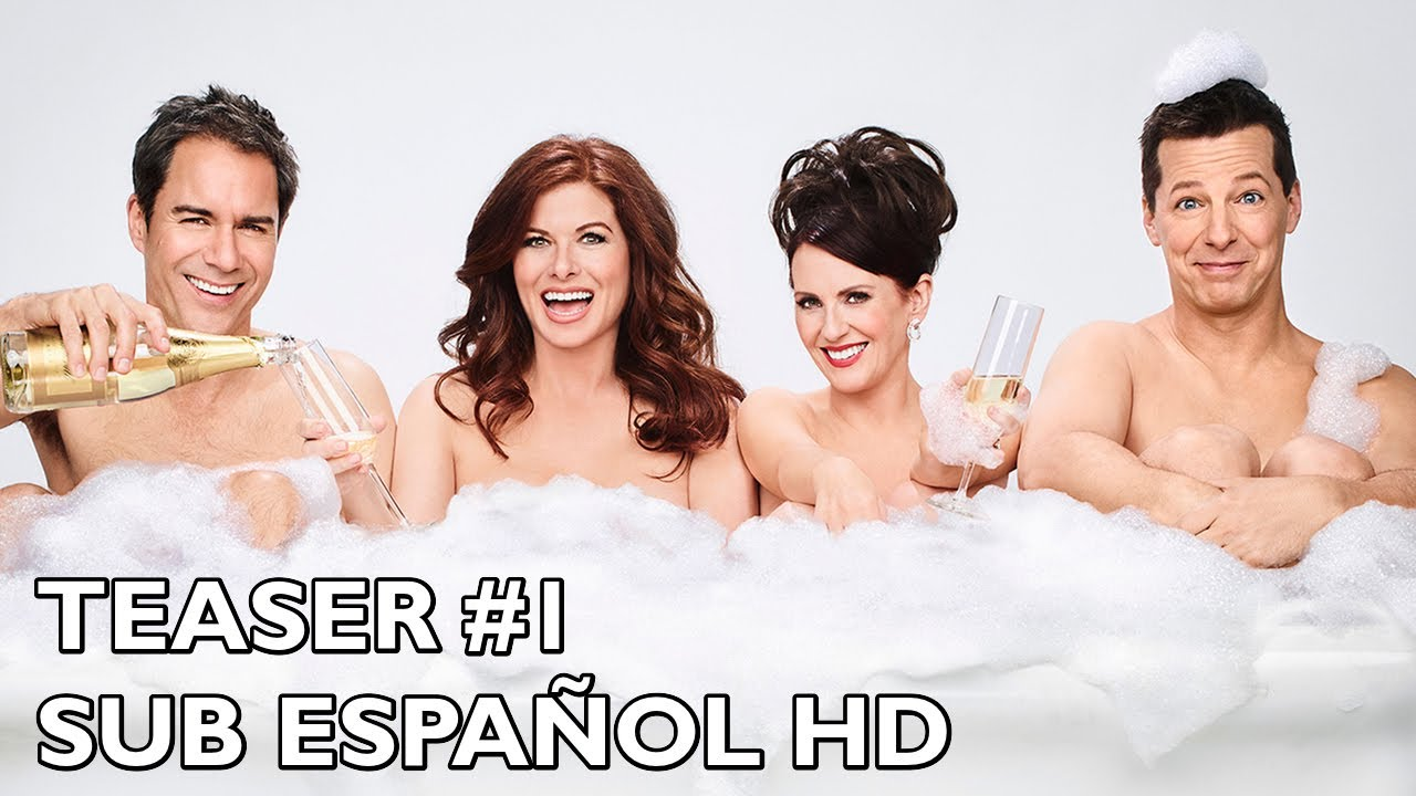 Will Grace Temporada 9 Teaser 1 Subtitulado Al Español Youtube