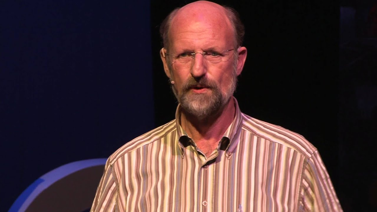 Eating insects: arnold van huis at tedxede youtube