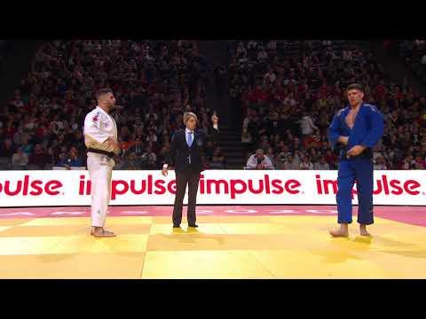 Paris Grand Slam 2020 / Round 3 -100 kg