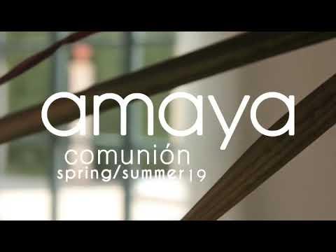 AVANCE COMUNIÓN 2019 AMAYA