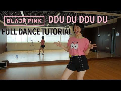 BLACKPINK - '뚜두뚜두 (DDU-DU DDU-DU)' Dance Tutorial | Full w Mirror [Charissahoo]