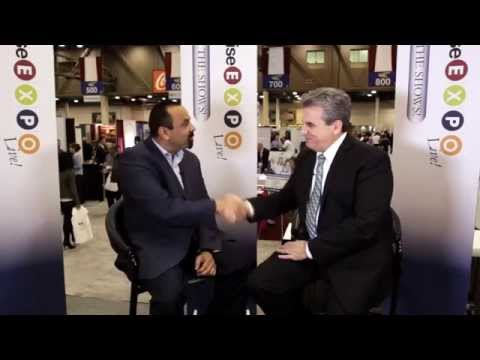 Taste of Mediterranean - Interview with our President and CEO at the Franchise Expo