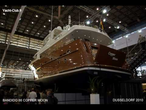 YACHT BANDIDO 66 COPPER MOON du groupe DRETTMANN
