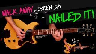Walk Away - Green Day cover by GV (Billie Joe`s studio part) + chords