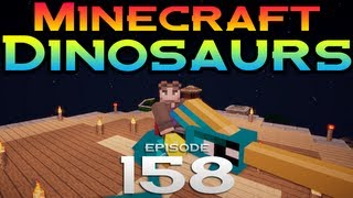 Minecraft Dinosaurs! - Episode 158 - Ride like the wind