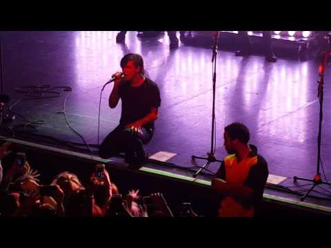 Sleeping with Sirens - Parasites (live at the O2 Academy Birmingham 05/03/2016)