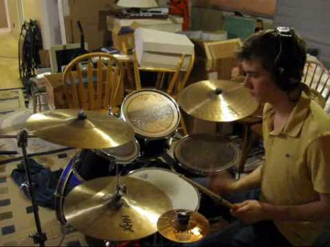 Mobile - Out of My Head Drum Cover