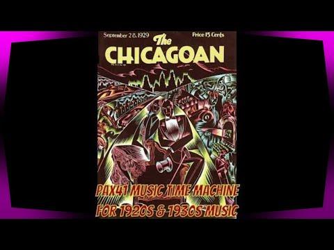 Crazy Roaring 1920's Music - Henry Thies - Abe Lyman - Paul Whiteman - Jack Denny