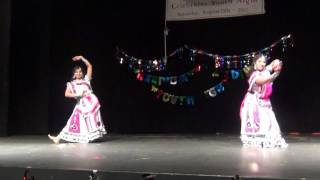 Youth Night Chicago IL - Shankar Mahadevan Breathless Song Dance Performance - Aug 25,2012