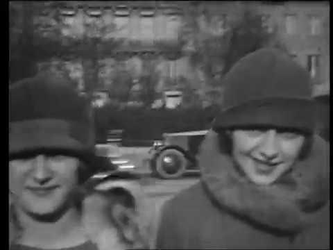 Film amateur | La haute société parisienne au XXe siècle (archives)