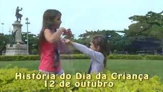 HISTÓRIA DO DIA DA CRIANÇA (12 DE OUTUBRO) - RICARDO JUAREZ