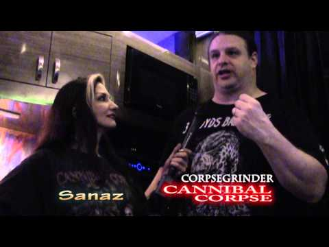 Cannibal Corpse Interview Feb 7th 2015