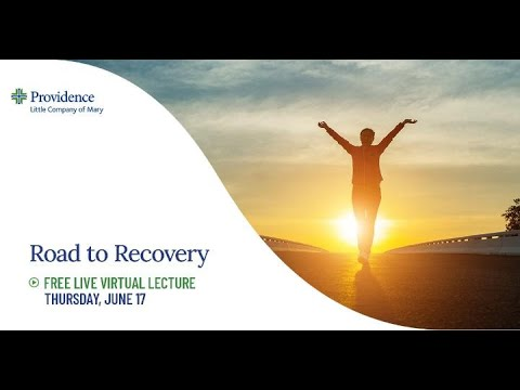 PLCM Road to Recovery Community Lecture
