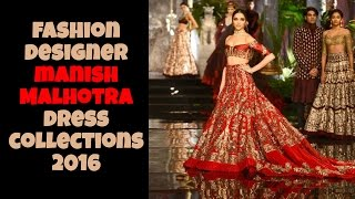 Fashion Designer Manish Malhotra Dress Collection