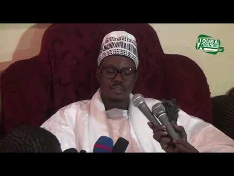 Urgent: Declaration Khalif General des mourides par la voix de Serigne bassirou Mbacke