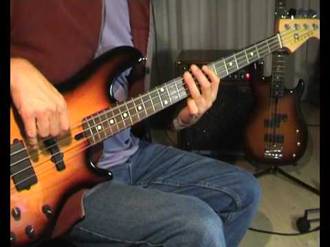 Bette Midler - Beast Of Burden - Bass Cover