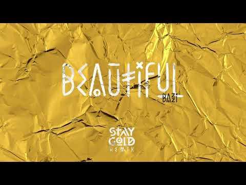 Bazzi - Beautiful StayGold Remix