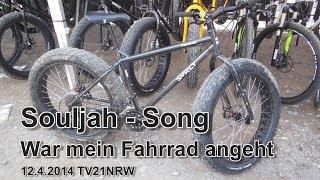 Souljah - Song War mein Fahrrad angeht TV21NRW 12.4.2014