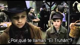 Oliver Twist trailer subtitulado español