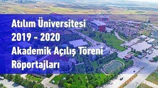Gambar cover Atılım Üniversitesi 2019 - 2020 Akademik Açılış Töreni Röportajları