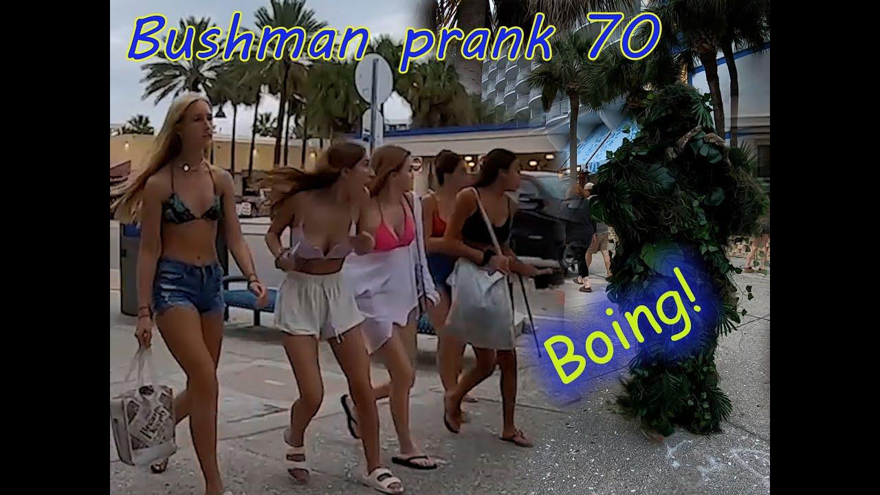 Bushman 70 you got me!