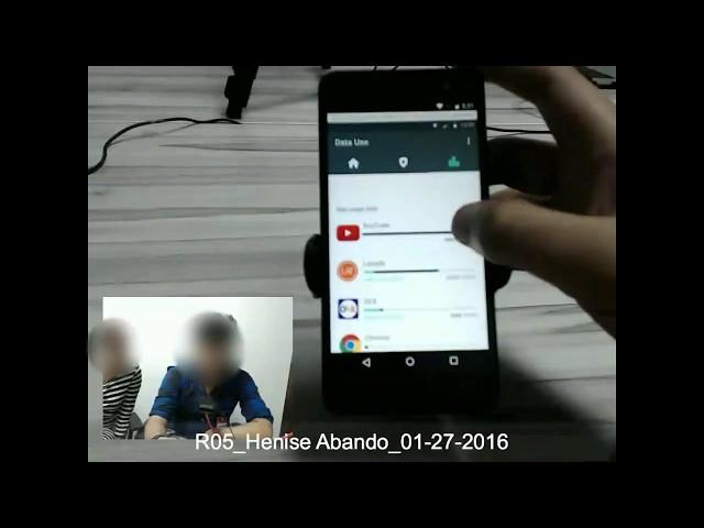 App testing in Manila